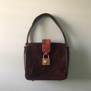 Handbags - Crossbody leather purse